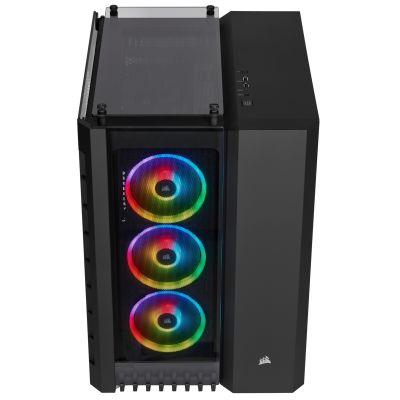 Corsair Crystal 680X RGB Black Gaming PC Case