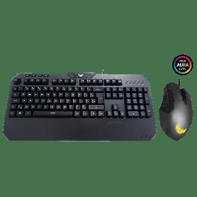 ASUS TUF GAMING K5 Keyboard & M5 Mouse Bundle