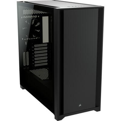 Corsair 5000D Tempered Glass Midi Tower Black Gaming PC Case