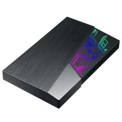 """2TB Asus FX RGB, 2.5"""", USB 3.1 External Hard Drive"""