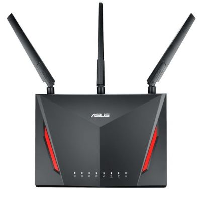 ASUS RT-AC86U AC2900 (750+2167) Wireless Dual-Band Gaming Router