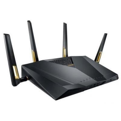 ASUS RT-AX88U AX6000 (1148 + 4804Mbps) Wireless Dual Band Gaming Router