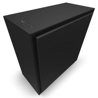 NZXT H710 Midi Tower Black