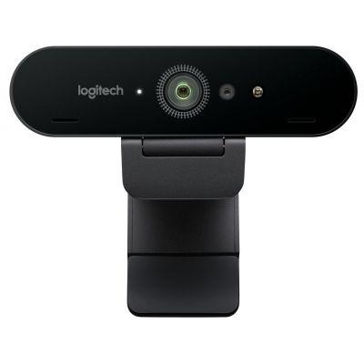 Logitech BRIO 4K Black Webcam