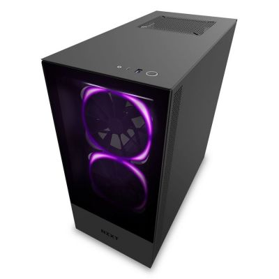 NZXT H510 Elite Midi Tower Black