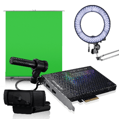 Galactic Streaming Bundle