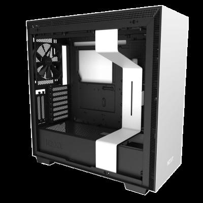 NZXT H710 Midi Tower White