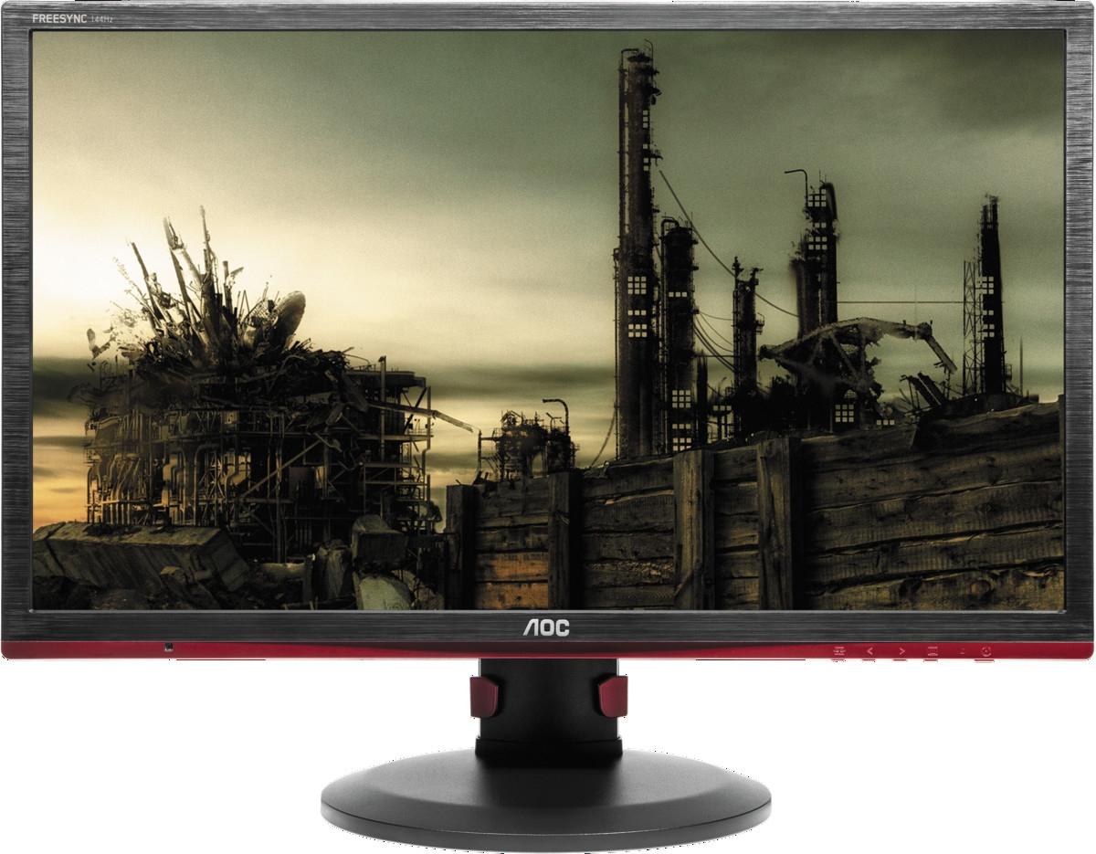 Aoc G2460pf 24 144hz 1920x1080 Amd Freesync Tn Led Monitor Fierce Pc
