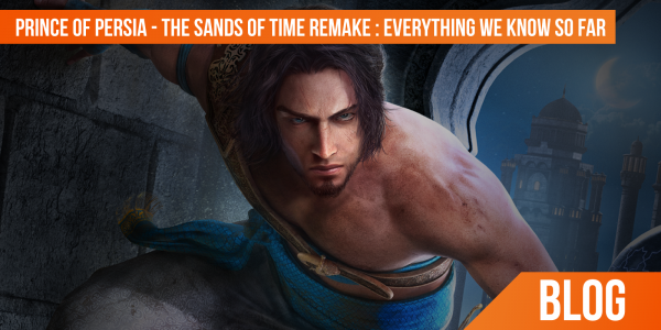 Prince of Persia: The Sand of Time Remake