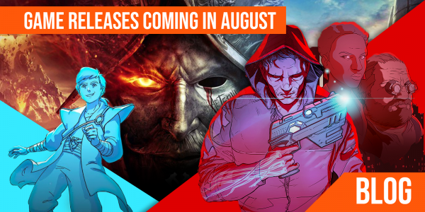 August Game Releases
