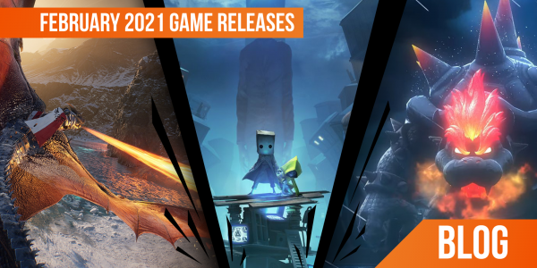 February Game Releases