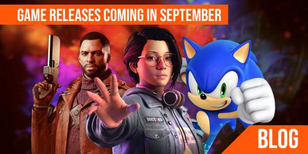 September Game Releases