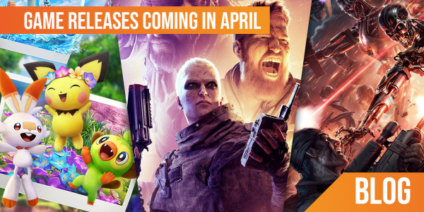 April Game Releases