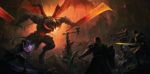 10 Games Like Diablo
