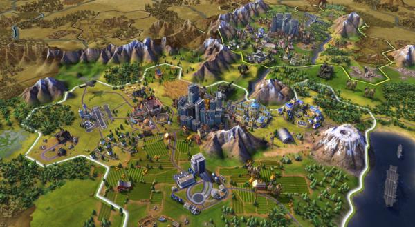 10 Games Like Civilization 6
