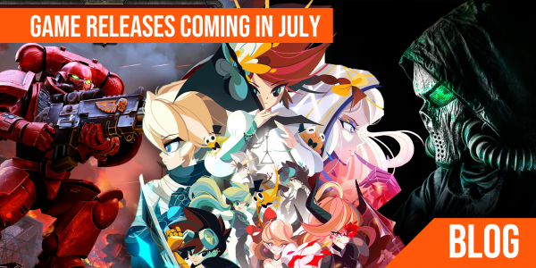 July Game Releases