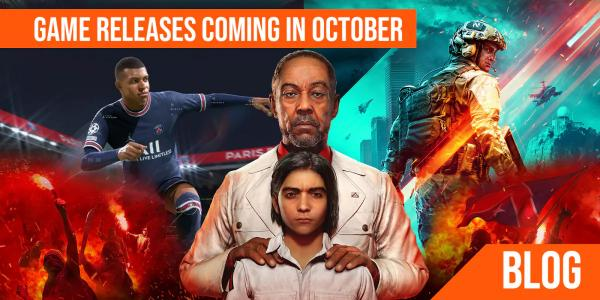 Game Releases October