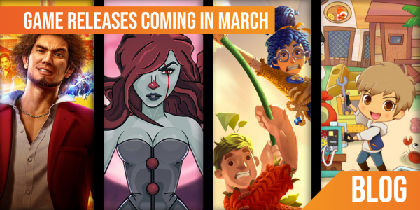 March Game Releases