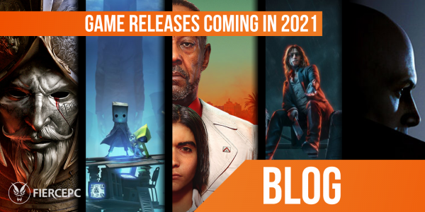 Game releases coming in 2021!