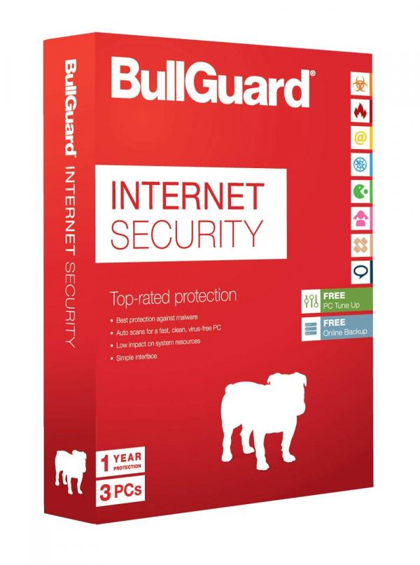 BullGuard Cyber Security Software - Review