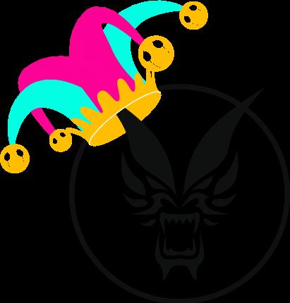 FiercePC logo w/jester hat