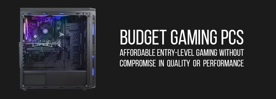 Budget PC Banner
