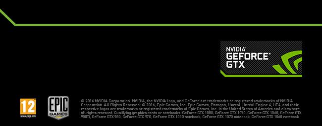 Nvidia Footer