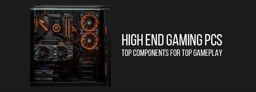 High End PC Banner
