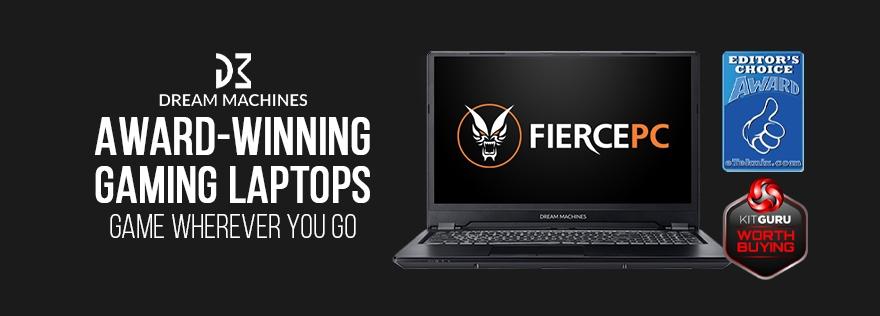 Gaming Laptop Banner