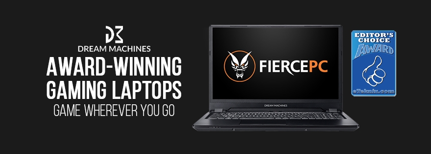 Gaming Laptop Banner