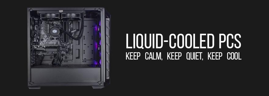 Liquid PC Banner