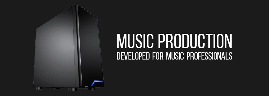 Music Production PC Banner