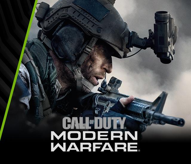 Modern Warfare Header