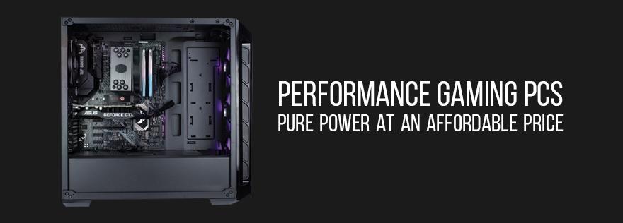 Performance PC Banner