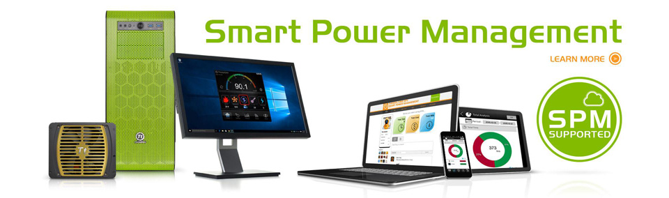 Thermaltake Smart Power
