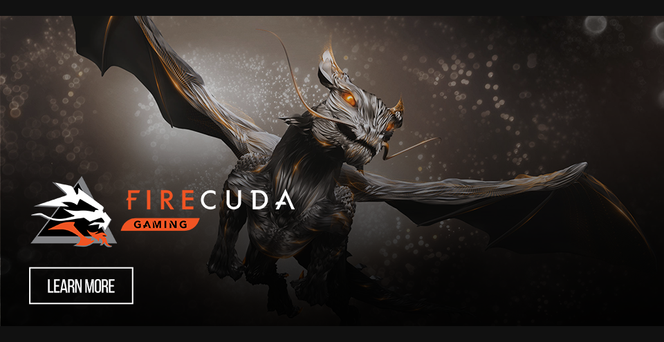 Seagate FireCuda Hero Banner