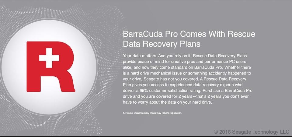 Rescue Data Recovery Service