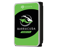 BarraCuda HDD - Upgrading with the reliable family of cost-effective Barracuda drives will improve the efficiency of data processing and retrieval. Improved efficiency provides instant access to data, which means faster game load times, quicker open rates