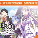 Re:ZERO - Starting Life in Another World Game!