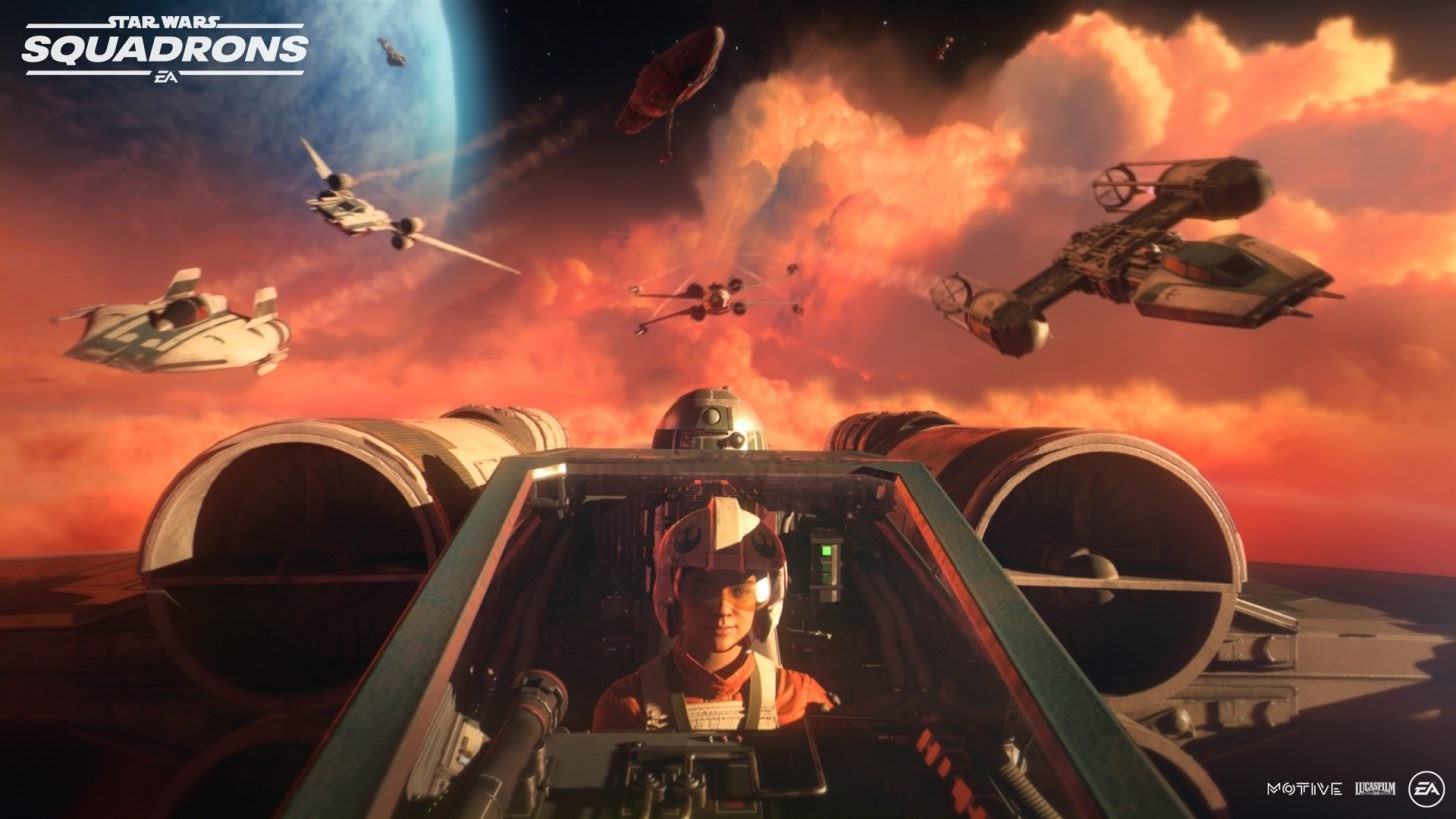 October game releases: Star Wars: Squadrons