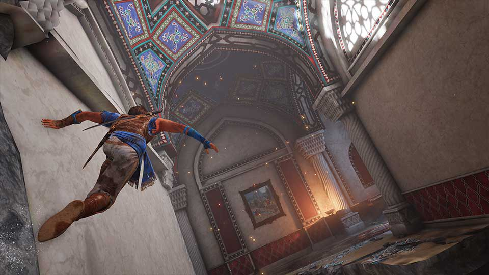 prince of persia sands of time remake, prince of persia 2021