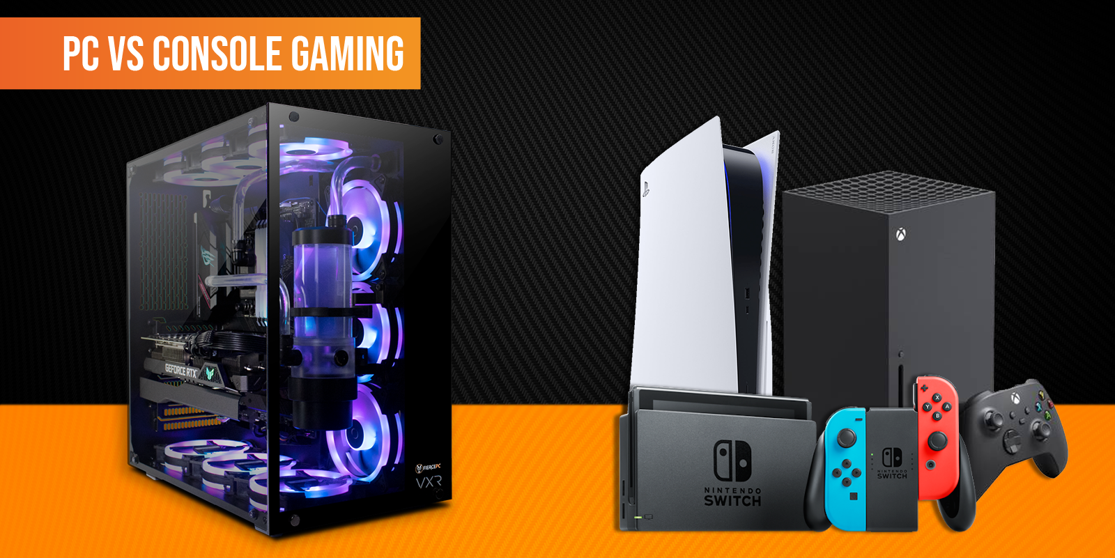 PC vs Console gaming, which should you choose?