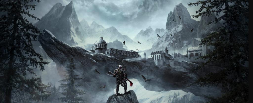Elder Scrolls Games in Order