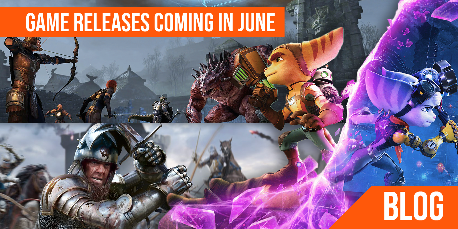 Game Releases in June