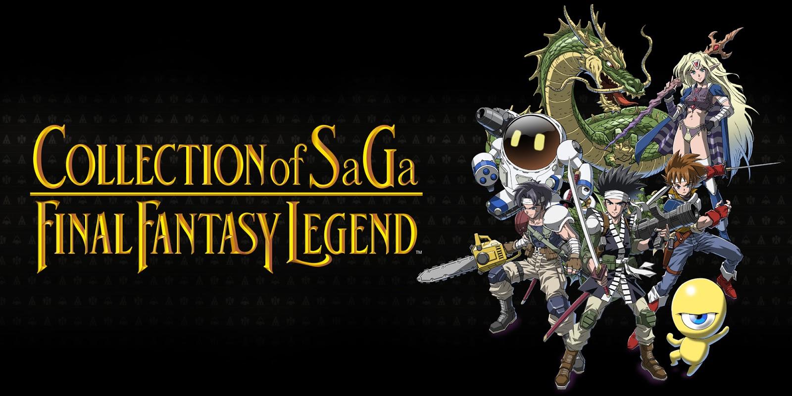 December game releases: Final Fantasy Legend