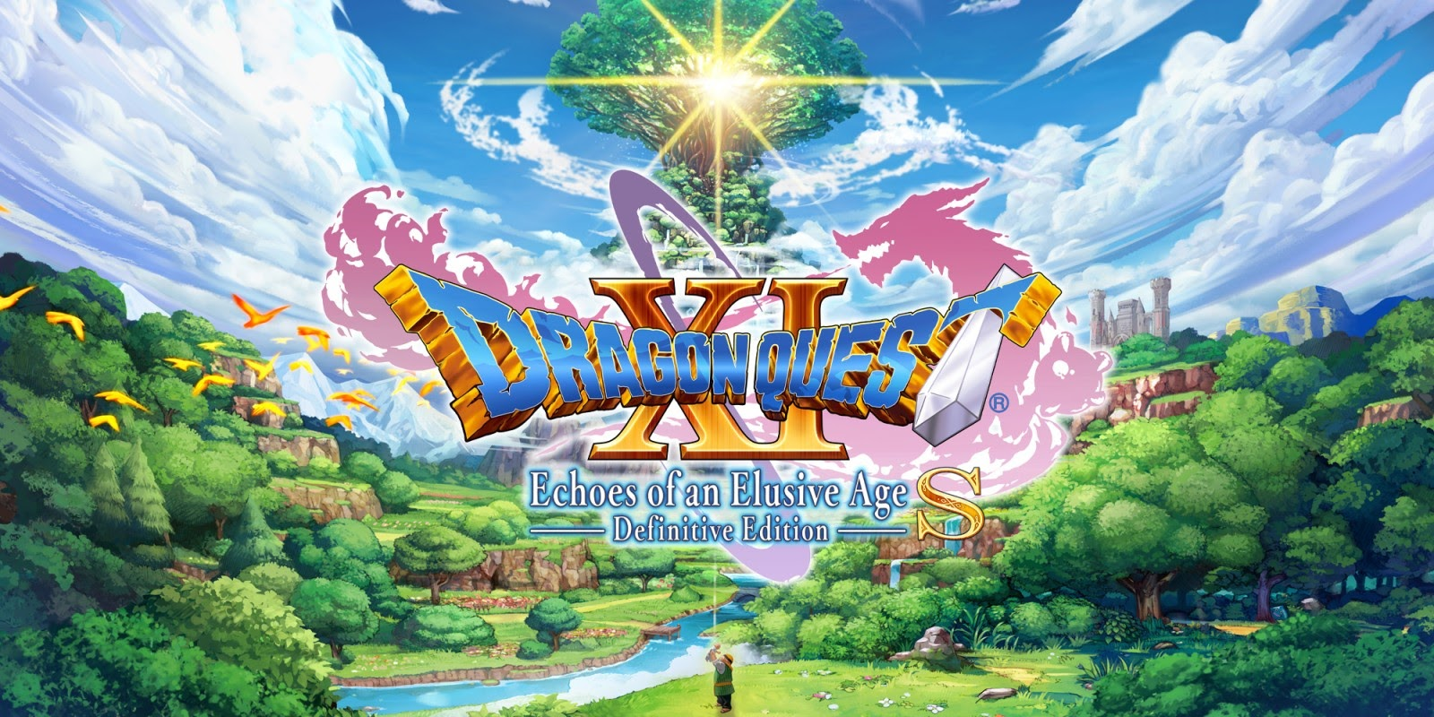 December game releases: Dragon Quest 11 S
