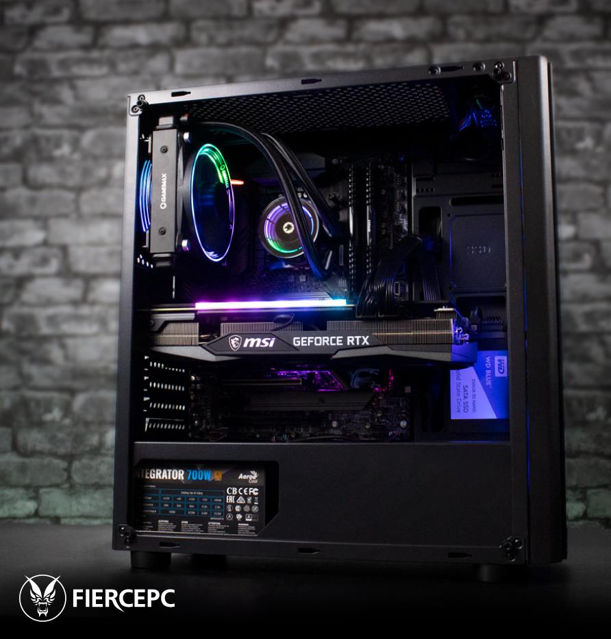 Fierce PC - AMD vs Intel
