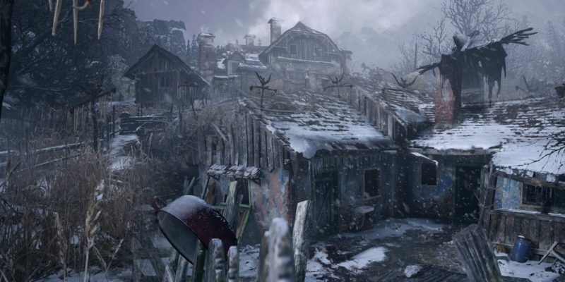 resident evil village system requirements, resident evil gameplay