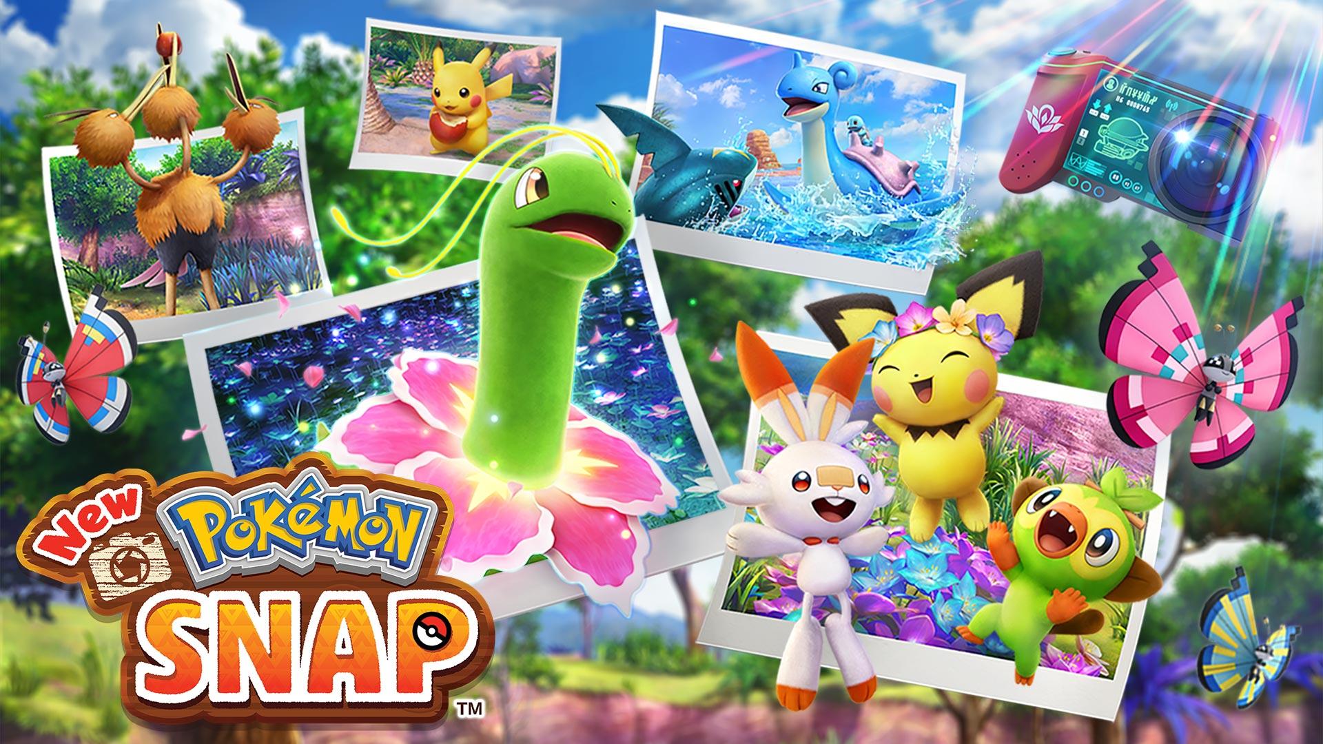 Pokemon Snap (Image Credits: Nintendo)