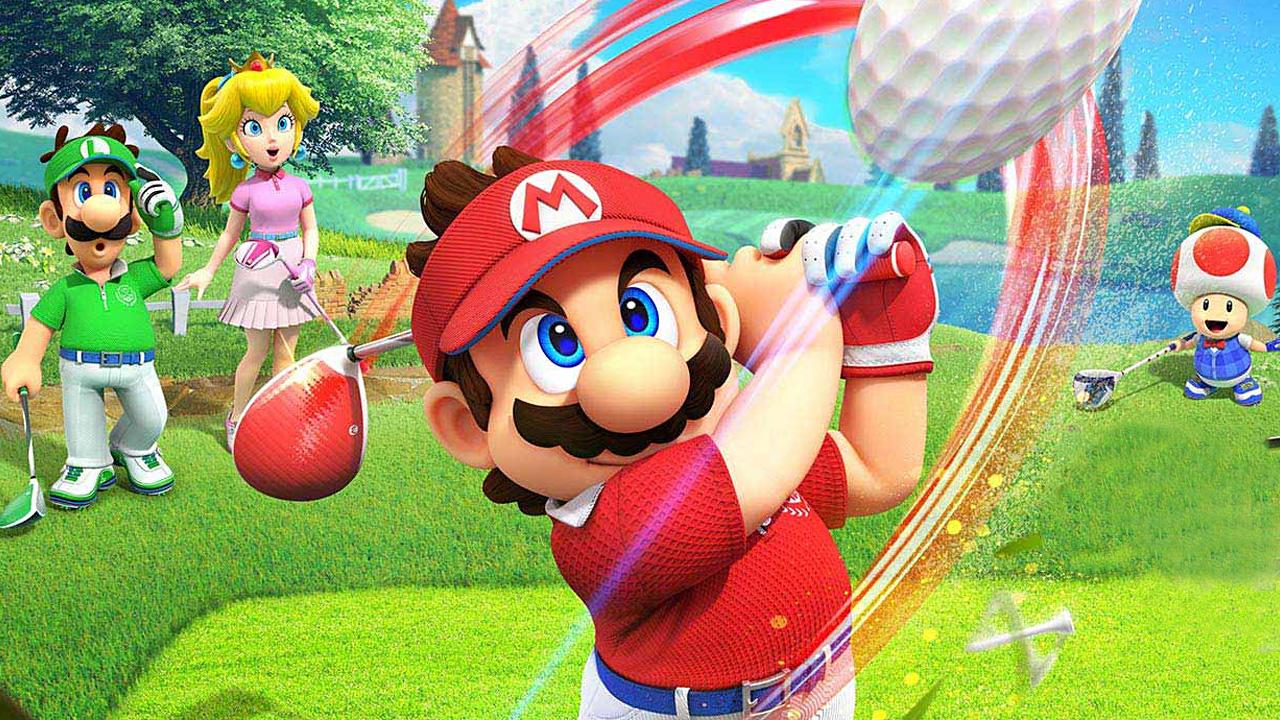 Mario Golf: Super Rush (Image Credits: Nintendo)
